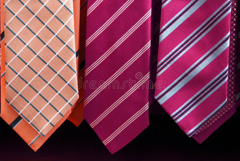Download Ties stock image. Image of elegance, collar, colors, buttons - 5516347