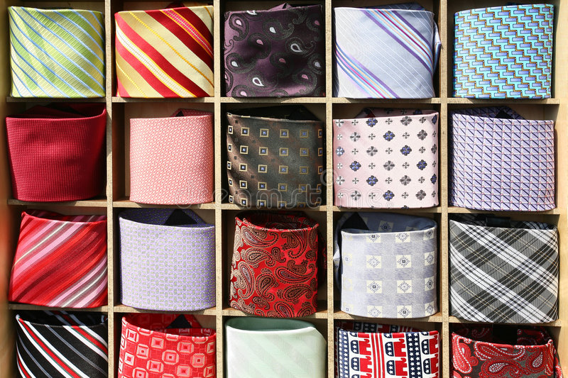 Download Ties Collection stock image. Image of business, confident - 6691503