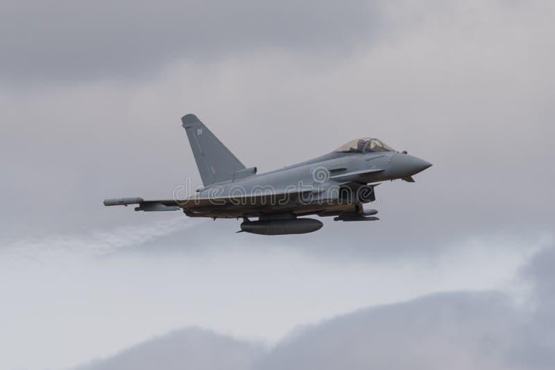 Tifón de Eurofighter foto de archivo libre de regalías