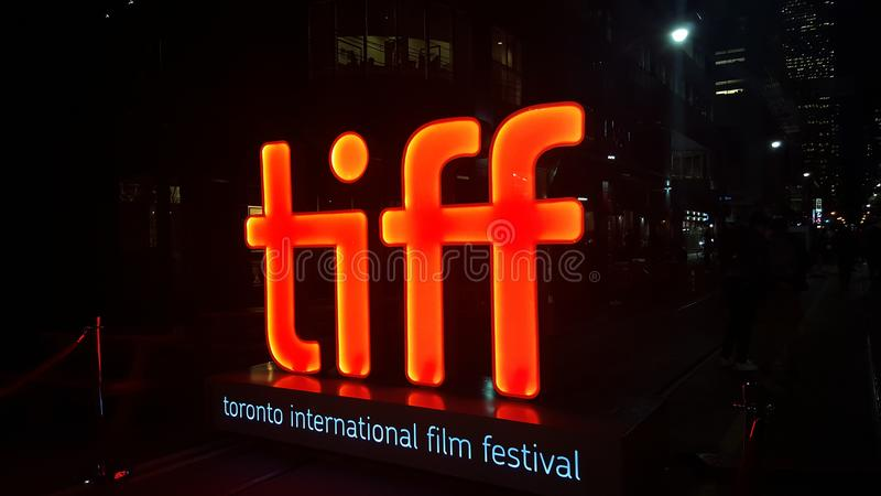 TIFF stock image