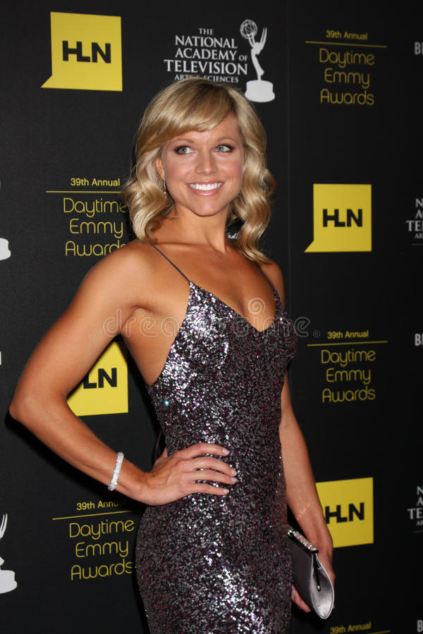 Download Tiffany Coyne Arrives At The 2012 Daytime Emmy Awards Editorial Photo - Image: 25586611