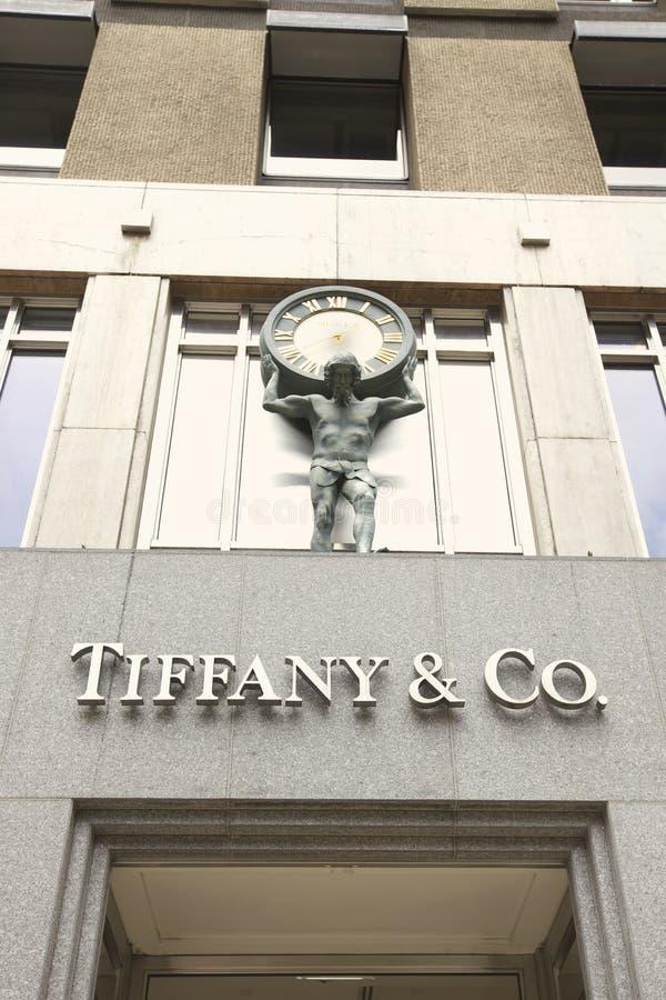 Tiffany et Co image stock