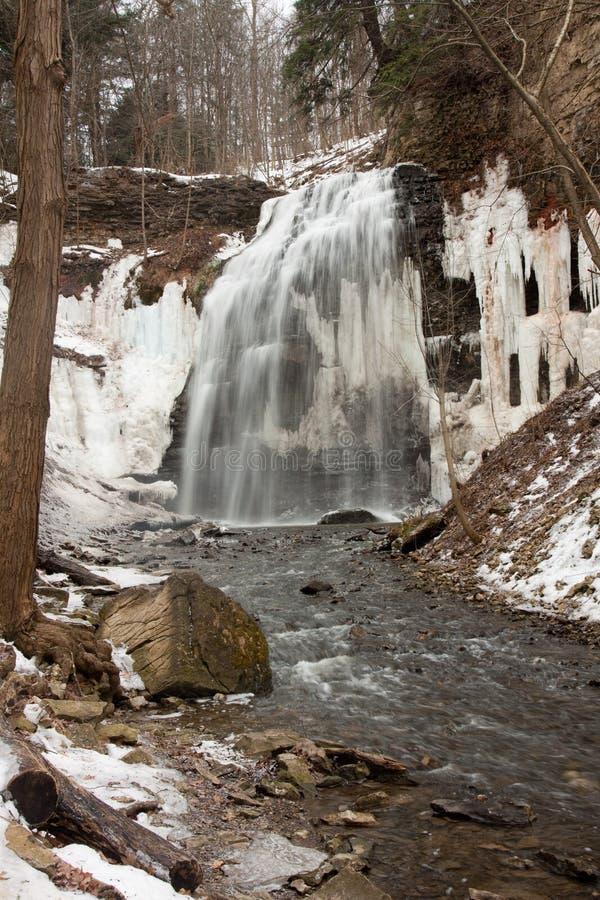 Tiffany Falls images libres de droits