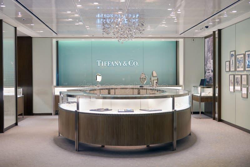 Tiffany & Firma obrazy royalty free
