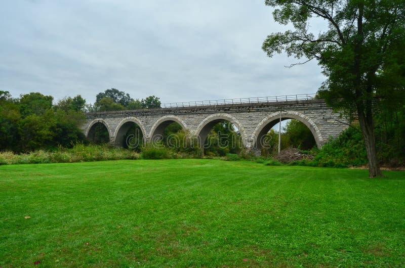 Bridge over Turtle Creek, Tiffany, WI | Beloit, Wisconsin
