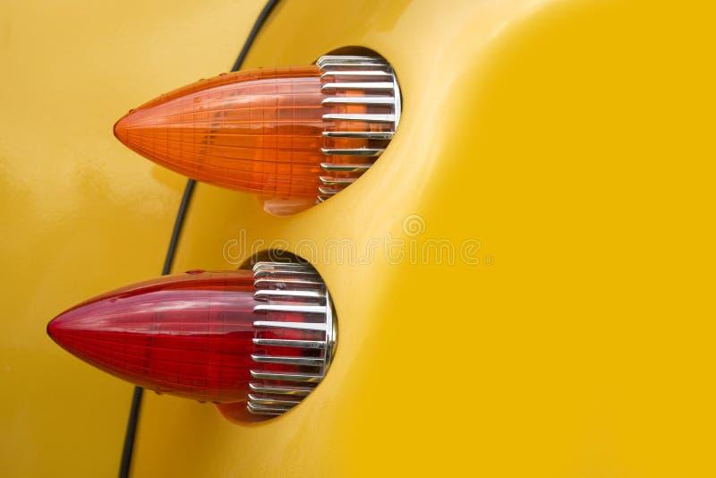Tige chaude jaune images stock