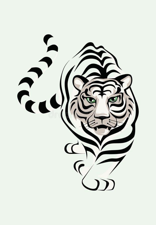 Tiger vektor abbildung