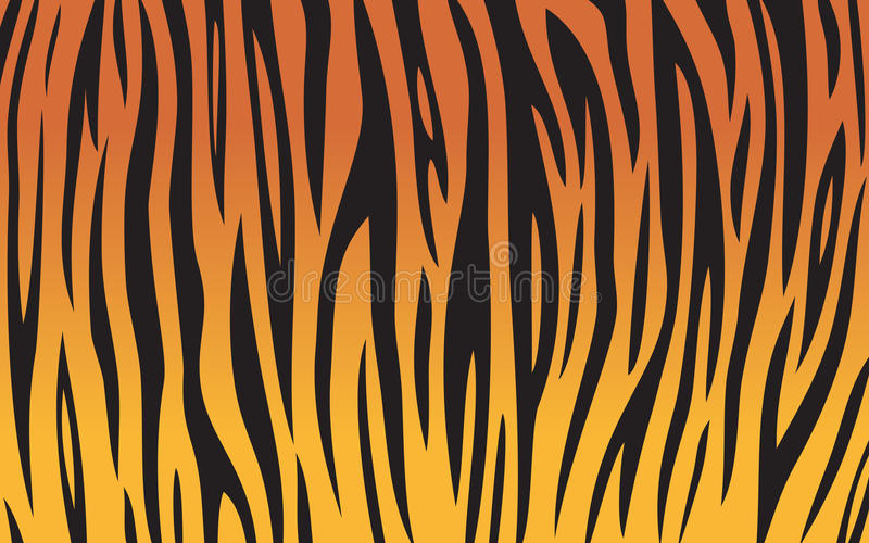 Download Tiger background stock vector. Image of elegance, africa - 29084710