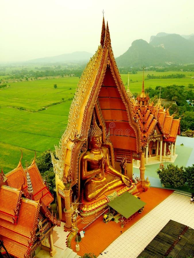 Tiger Cave Temple. imagem de stock royalty free