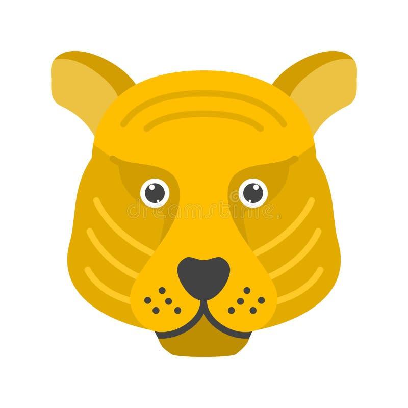 Tiger Face illustration libre de droits