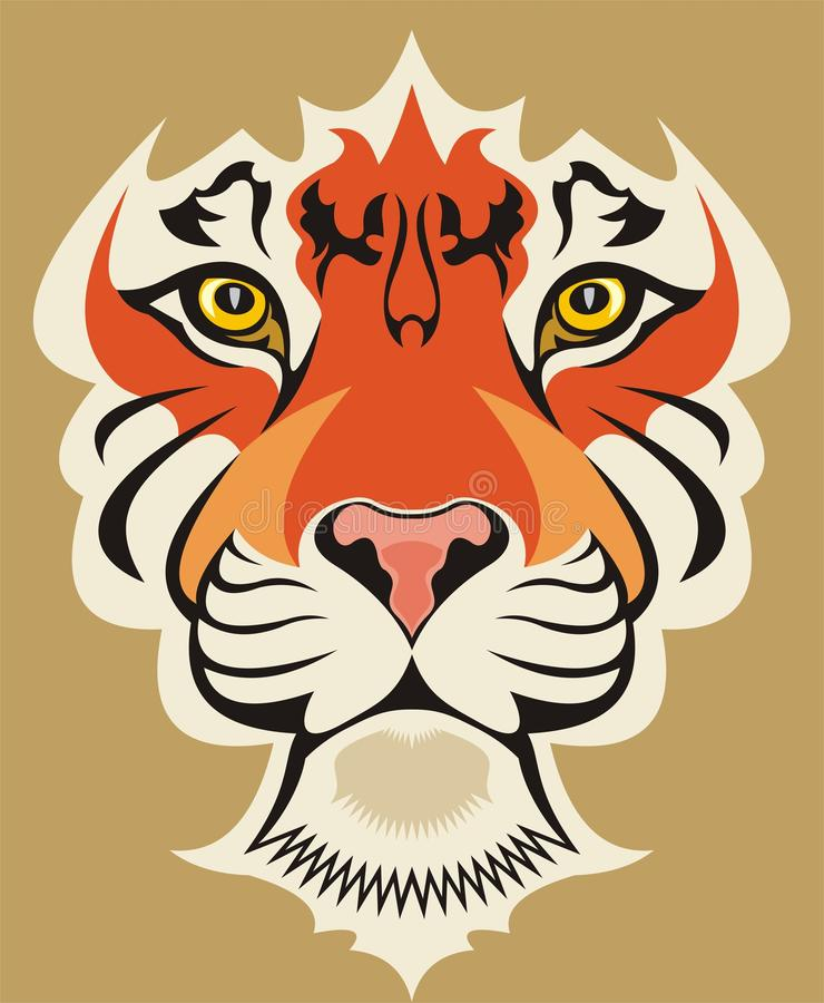 Free Tiger Face Royalty Free Stock Photo - 21882855