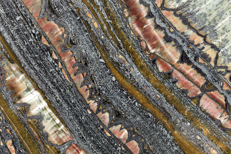 Download Tiger Iron Stone stock image. Image of polished, jewelery - 25163597