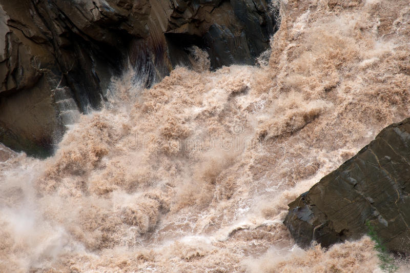 Tiger Leaping Gorge, Yunnan fotografia de stock royalty free
