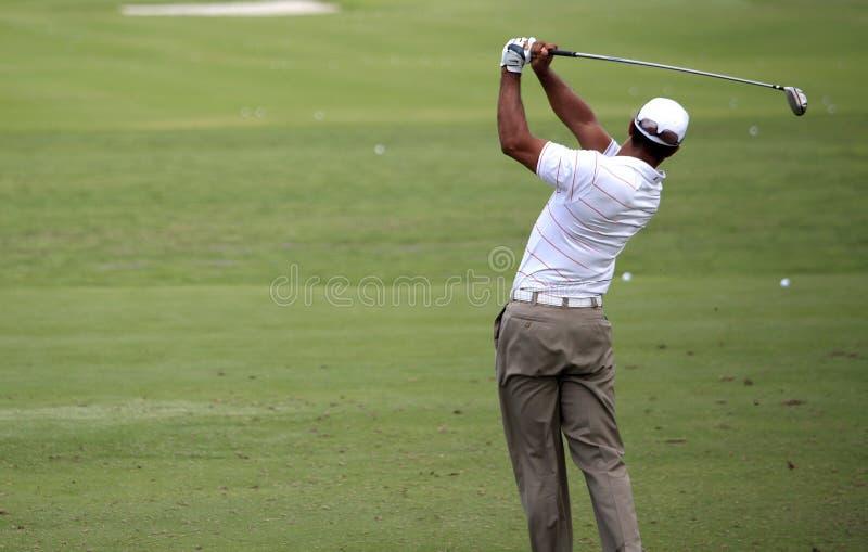 Tiger Woods, golf de TPC Sawgrass, les joueurs 2012, Ponte Vedra, FL photo libre de droits
