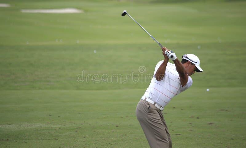 Tiger Woods, golf de TPC Sawgrass, les joueurs 2012, Ponte Vedra, FL images stock
