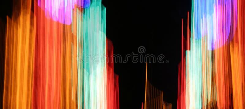 Tiges au néon photographie stock libre de droits