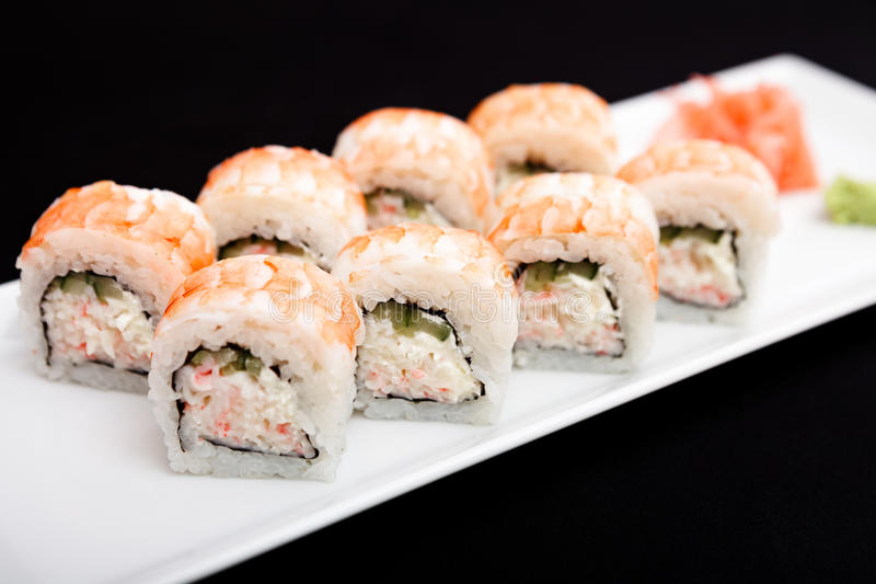Download Tigger roll stock photo. Image of ginger, meal, fish - 33935724