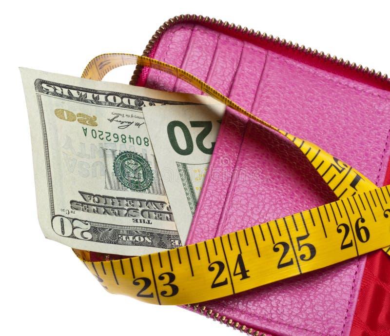 Tight Budget Concept royalty free stock photos