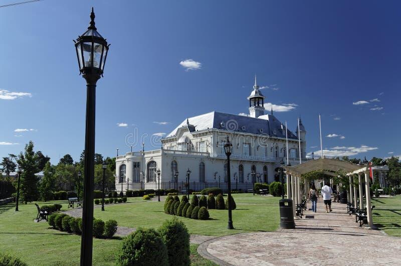 tigre музея искусств Аргентины стоковая фотография rf