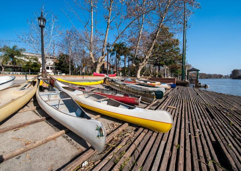 Tigre, провинция Буэноса-Айрес, Аргентины стоковое изображение rf
