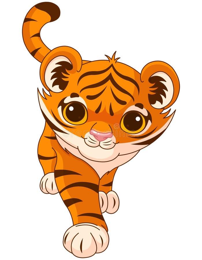 Tigre de bebê