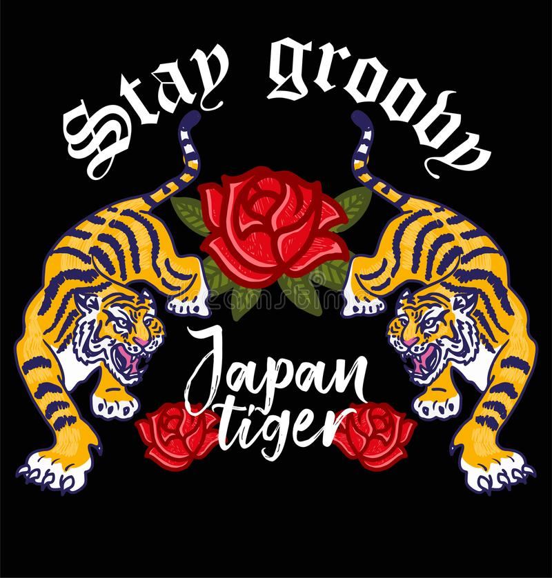 Tigre de Japón libre illustration