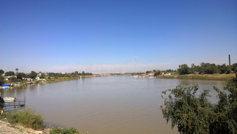 Tigris River images stock