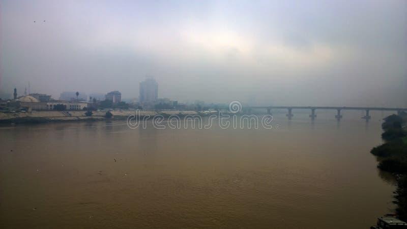 Tigris River imagen de archivo