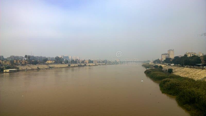 Tigris River fotos de archivo