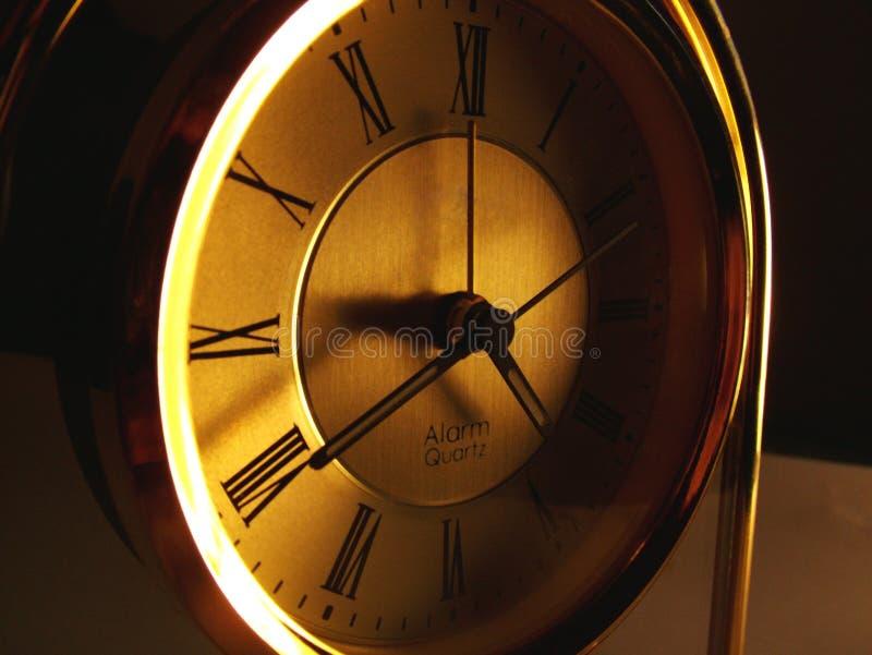 Tijd Die Weg Langzaam Verdwijnt Royalty-vrije Stock Foto