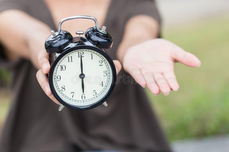 Tijd om geld of rekening te betalen royalty-vrije stock foto's