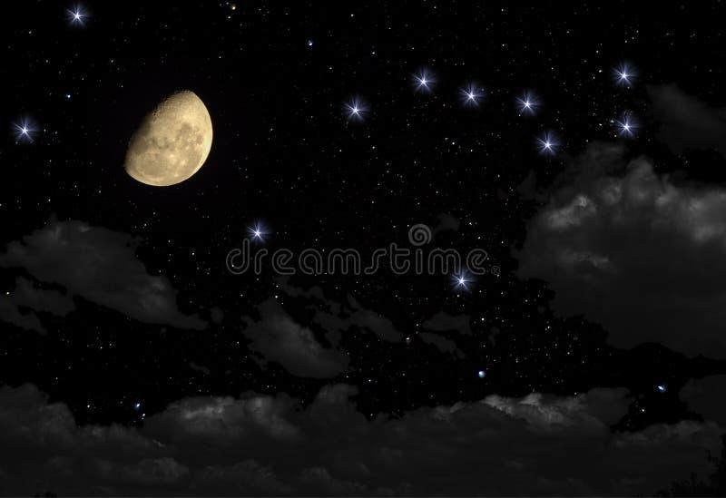 Tijd van dromen stock fotografie
