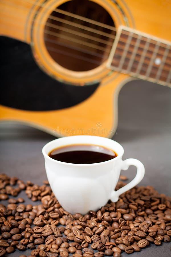 Tijd voor verse en smakelijke koffie royalty-vrije stock foto's
