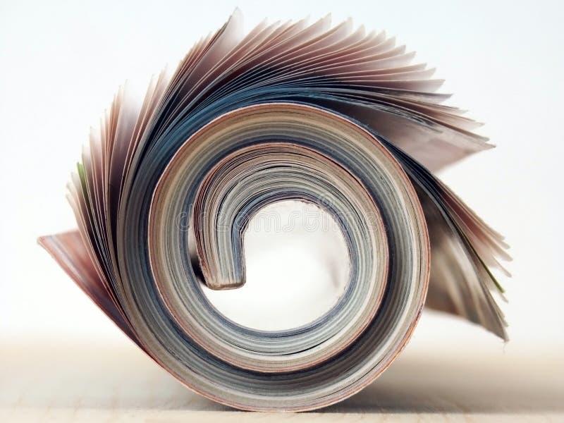 Download Tijdschrift stock afbeelding. Afbeelding bestaande uit tijdschrift - 285507