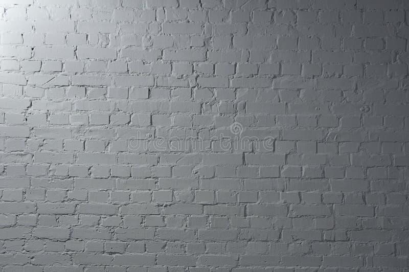 Tijolo cinzento wal fotografia de stock