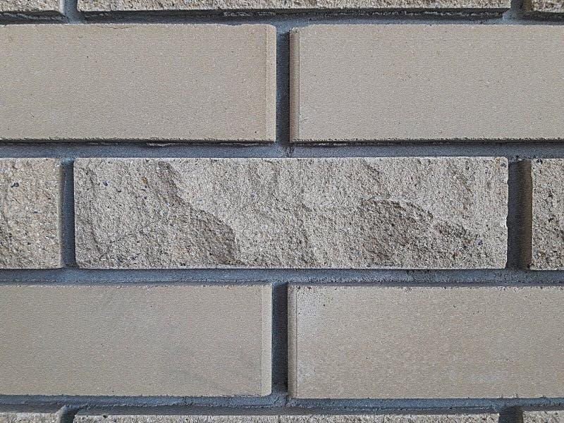 Tijolos cinzentos da textura e do fundo Pedra da parede fotografia de stock
