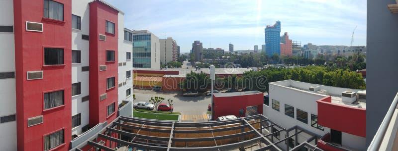 Tijuana van Hotelzaal royalty-vrije stock foto