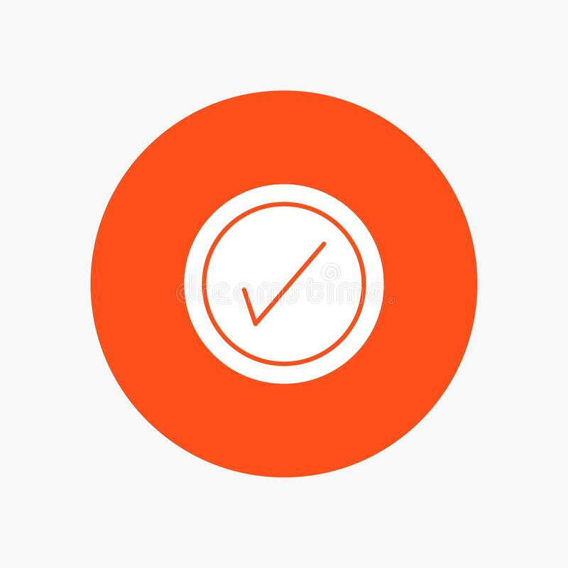 Tik, Interface, Gebruiker stock illustratie