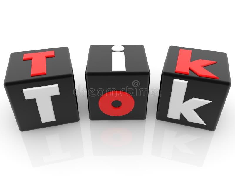 Tik Tok Stock Illustrations 509 Tik Tok Stock Illustrations Vectors Clipart Dreamstime