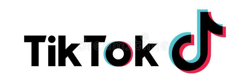 Tik Tok Logo Stock Illustrations 643 Tik Tok Logo Stock Illustrations Vectors Clipart Dreamstime