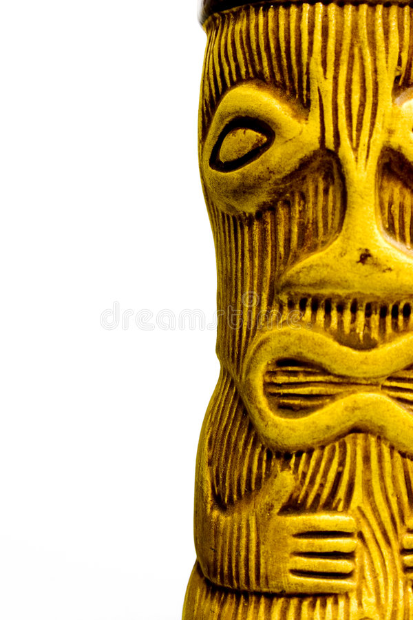 Download Tiki-Mann stockbild. Bild von maori, vorfahr, figürchen - 40783