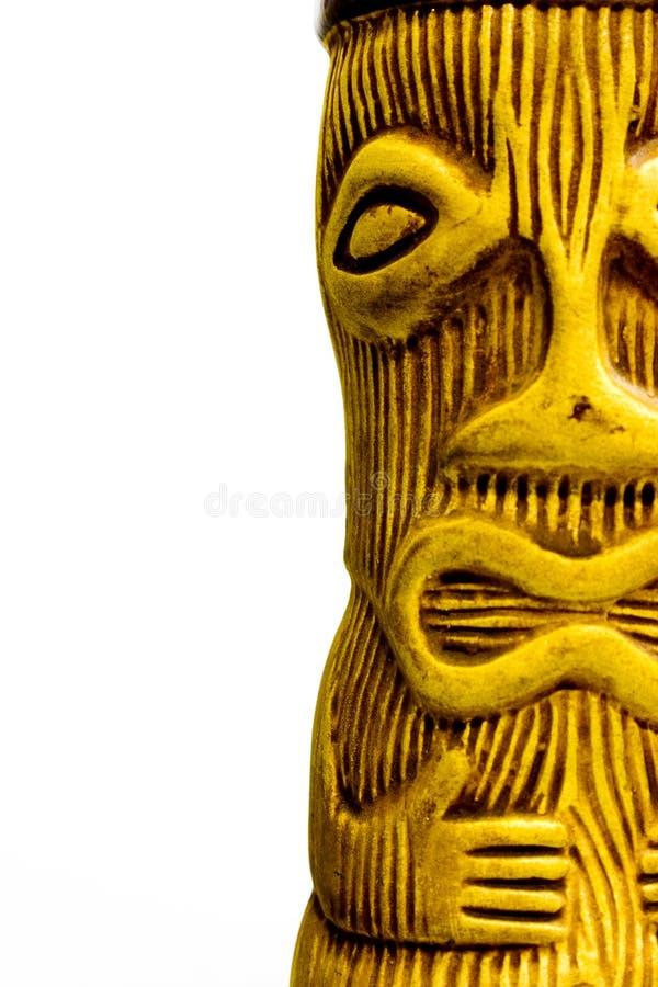 Tiki-mens Stock Foto's