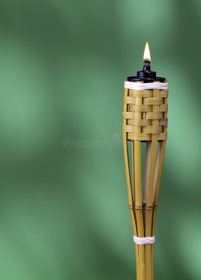 Tiki Torch royalty free stock images