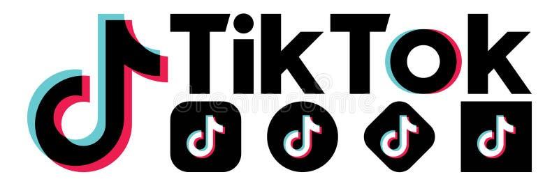 Tiktok Icon Stock Illustrations 366 Tiktok Icon Stock Illustrations Vectors Clipart Dreamstime