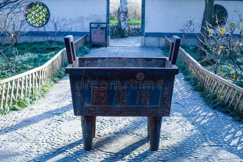 Tilín del ` s de China fotografía de archivo libre de regalías