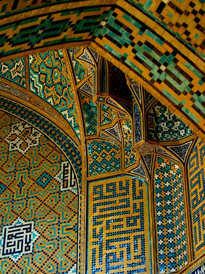 Download Tile Art, Iran Stock Images - Image: 18362064