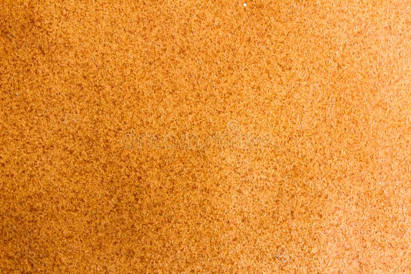 Tile Background Surface in Orange Cement Industrial stock photography