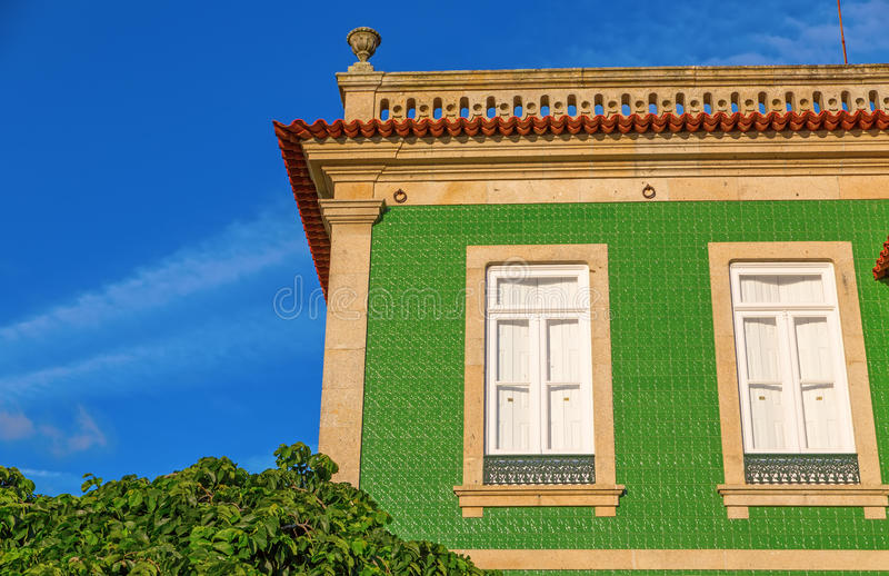 Download Tile facade stock photo. Image of front, house, traditional - 25533192