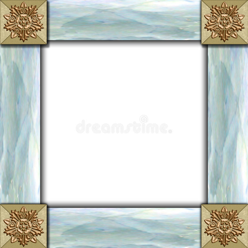 download tile mother of pearl frame stock image image 507823 - Mother Of Pearl Frame