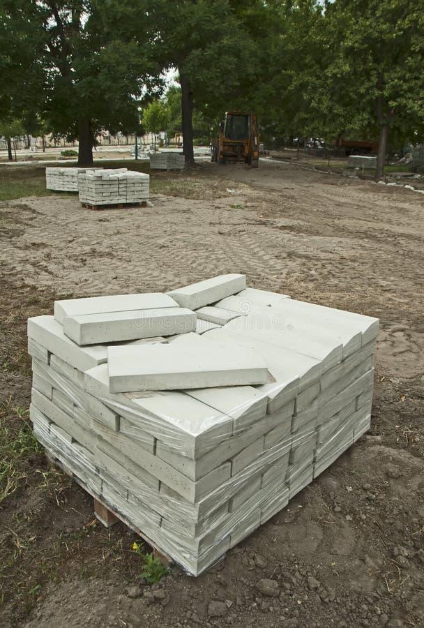 Tile paths construction